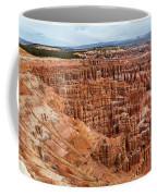 Hoodoo Landscape  Coffee Mug