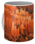 Hoodoos At Sunrise Bryce Canyon National Park Utah Coffee Mug