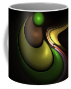 Hookah Smoking Caterpillar  Coffee Mug