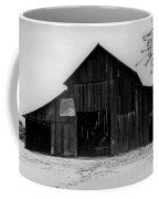 Hoops At The Barn Coffee Mug
