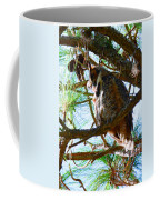 Hoot Is Down There? Coffee Mug