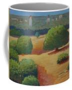 Hoover Tower In Sight Coffee Mug