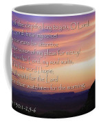 Hope For Morning Coffee Mug