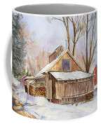 Hope Valley Sugar House Coffee Mug