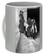 Hopi Maidens, 1906 Coffee Mug