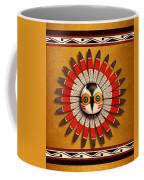 Hopi Owl Mask Coffee Mug