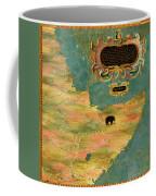 Horn Of Africa, Ethiopia And Somalia Coffee Mug