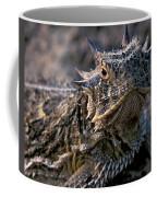 Horn Toad Coffee Mug