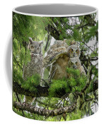 Horned Family Coffee Mug by Ronnie and Frances Howard
