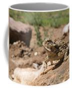 Horned Lizard Coffee Mug