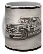 Hornet On Daytona Beach Coffee Mug