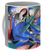 Horse Asleep Coffee Mug