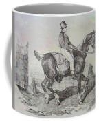 Horse Carriage Coffee Mug