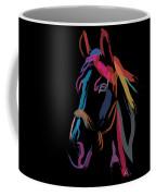 Horse-colour Me Beautiful Coffee Mug
