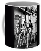 Horse Drawn Funeral Carriage Coffee Mug
