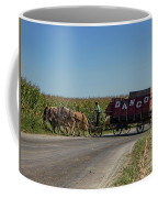 Horse Driven Coffee Mug