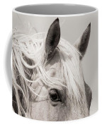 Horse Eye Coffee Mug