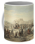 Horse Fair On Bruntsfield Links, Edinburgh Coffee Mug