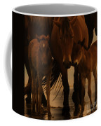 Horse Family  Coffee Mug
