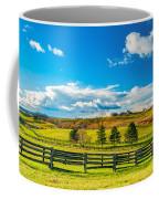 Horse Farm 6 Coffee Mug