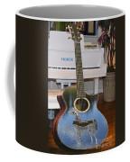 Horse Guitar Coffee Mug