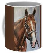 Horse Head Portrait Coffee Mug