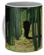 Horse In The Grass Coffee Mug