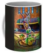 Horse Of Another Color Coffee Mug by Jon Burch Photography