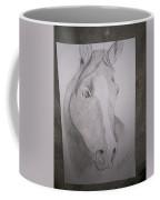 Horse On Paper  Coffee Mug