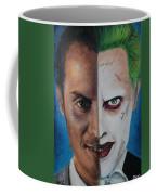 Moriarty And The Joker Coffee Mug