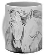 Horse Pair Coffee Mug