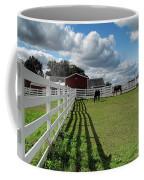 Horse Pen Coffee Mug