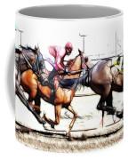 Horse Racing Dreams 2 Coffee Mug