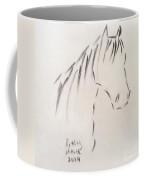 Horse-rest Coffee Mug