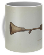 Horse Shoer's Knife Coffee Mug