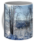 Horse Shoue Bend Coffee Mug