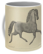 Horse Weather Vane Coffee Mug