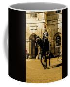 Horseguards. Coffee Mug