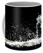 Horses And Men In Rain Coffee Mug