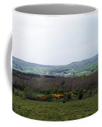 Horses At Lough Arrow County Sligo Ireland Coffee Mug