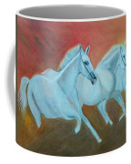 Horses Gone Wild Coffee Mug