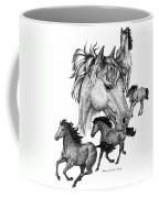 Horses Coffee Mug