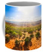 Horseshoe Bend Desert Coffee Mug