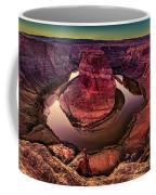Horseshoe Bend Photo Coffee Mug