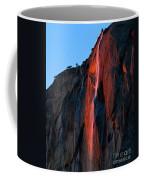 Horsetail Falls 2016 Coffee Mug