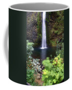 Horsetail Falls Basin Coffee Mug