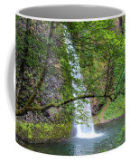 Horsetail Falls, Oregon Coffee Mug