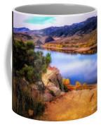 Horsetooth Lake Overlook Coffee Mug