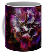 Colorful Hortensia Closeup Coffee Mug