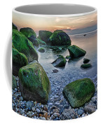 Horton Point Ny At Sunset Coffee Mug